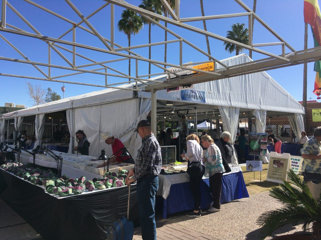 Pueblo Gem & Mineral Show