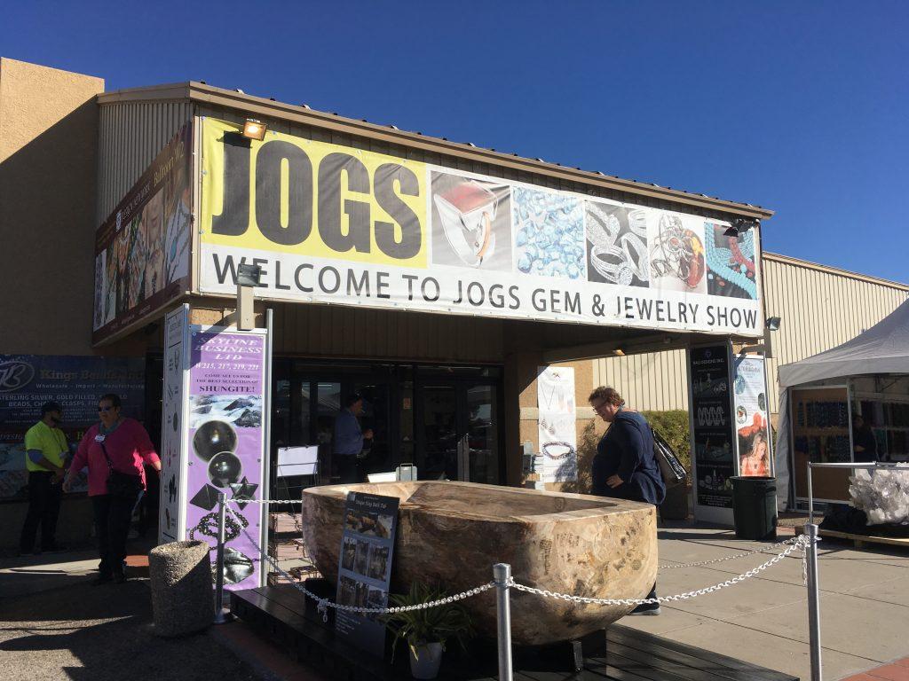 JOGS Tucson Gem & Jewelry Show