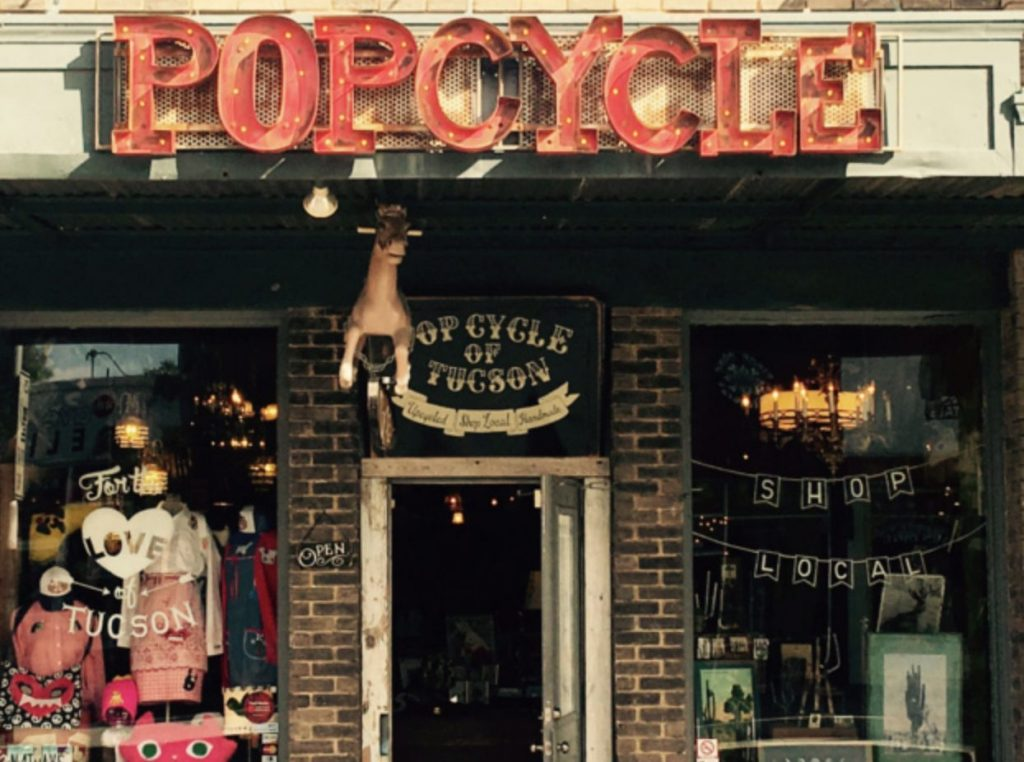 Pop Cycle