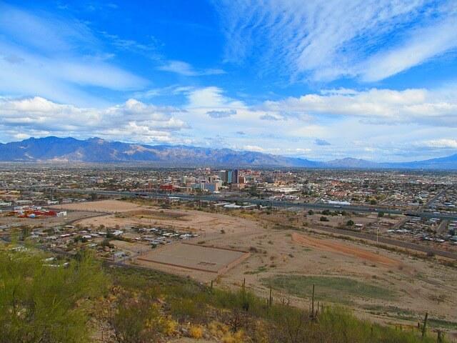 Map | Tucson Gem Show 101