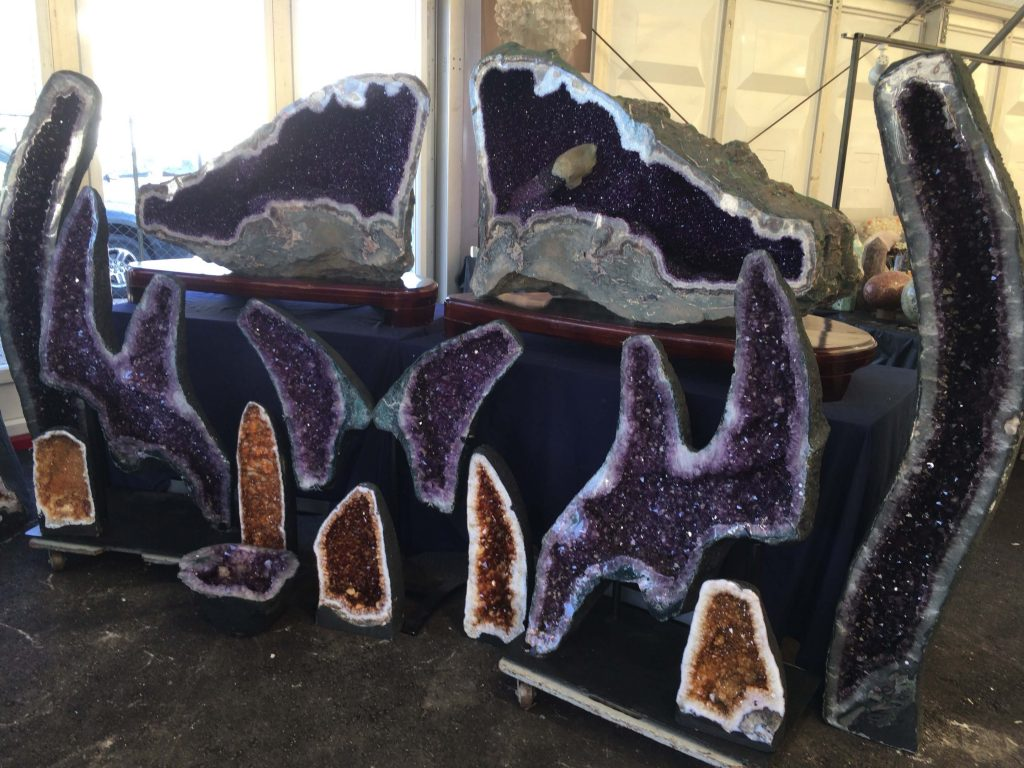 Blue Moon Mineral Show
